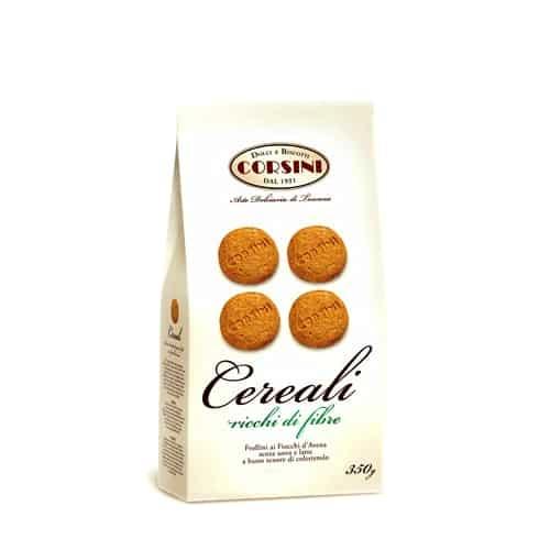 Corsini Biscotti Cereali