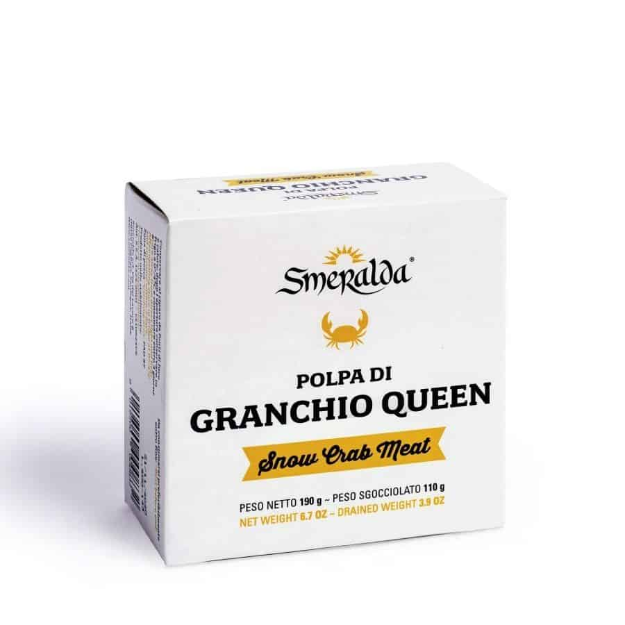 Polpa granchio queen 190 gr