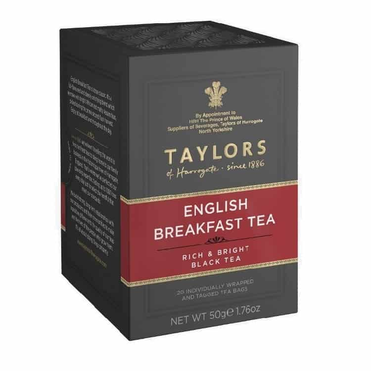 English Breakfast Tea - Taylors of Harrogate