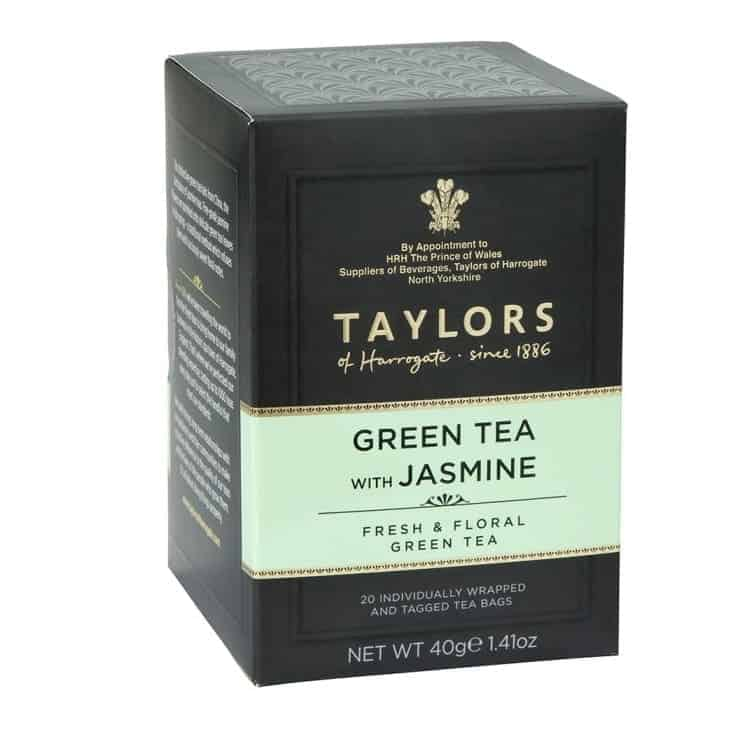 Green Tea with Jasmine - Taylors of Harrogate